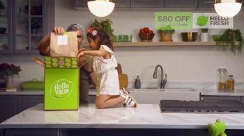 HelloFresh TV Spot, 'Monica, Matt and Olive: $80' - Thumbnail 2