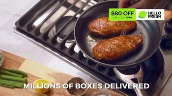 HelloFresh TV Spot, 'Monica, Matt and Olive: $80' - Thumbnail 5