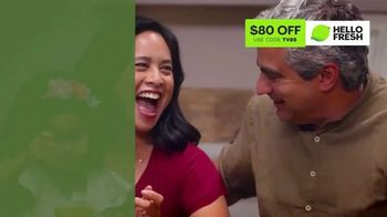 HelloFresh TV Spot, 'Monica, Matt and Olive: $80' - Thumbnail 8