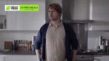 HelloFresh TV Spot, 'Stuck in a Rut: Free Shipping' - Thumbnail 5