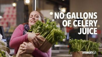 Hydroxycut TV Spot, 'Gallons of Celery Juice' Song by Shtriker Big Band - Thumbnail 4
