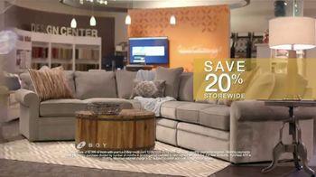 La-Z-Boy New Year's Sale TV Spot, '20% Storewide' - Thumbnail 6