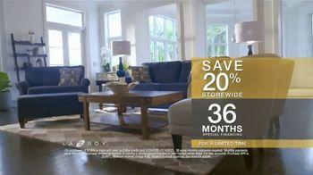 La-Z-Boy New Year's Sale TV Spot, '20% Storewide' - Thumbnail 7