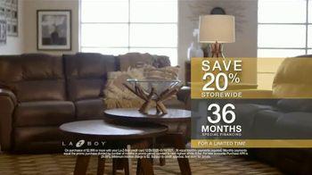 La-Z-Boy New Year's Sale TV Spot, '20% Storewide' - Thumbnail 8