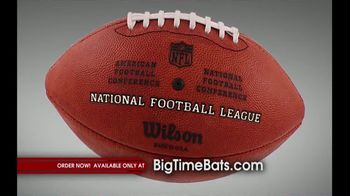 Big Time Bats TV Spot, 'Buffalo Bills Division Champs' - Thumbnail 1