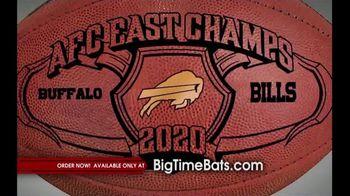 Big Time Bats TV Spot, 'Buffalo Bills Division Champs' - Thumbnail 4