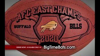 Big Time Bats TV Spot, 'Buffalo Bills Division Champs' - Thumbnail 5