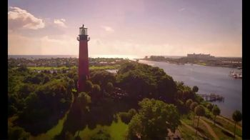 Discover the Palm Beaches TV Spot, 'Open Spaces and Sunny Places' - Thumbnail 1