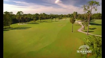 Discover the Palm Beaches TV Spot, 'Open Spaces and Sunny Places' - Thumbnail 4