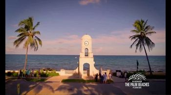 Discover the Palm Beaches TV Spot, 'Open Spaces and Sunny Places' - Thumbnail 5