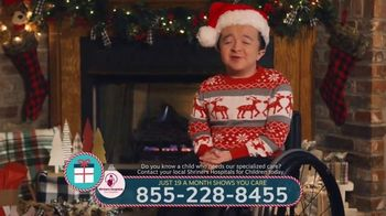 Shriners Hospitals for Children TV Spot, 'Holidays: The Best Gift of All' - Thumbnail 3