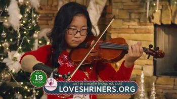 Shriners Hospitals for Children TV Spot, 'Holidays: The Best Gift of All' - Thumbnail 5