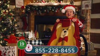 Shriners Hospitals for Children TV Spot, 'Holidays: The Best Gift of All' - Thumbnail 6