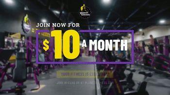 Planet Fitness TV Spot, 'Break Free: $10 a Month' - Thumbnail 7
