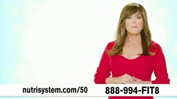 Nutrisystem 50/50 Deal TV Spot, 'Millions of People: Save 50%' Featuring Marie Osmond