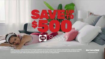 Mattress Firm Year End Sale TV Spot, 'Savings Up to $500' - Thumbnail 3