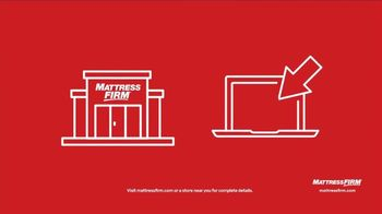 Mattress Firm Year End Sale TV Spot, 'Savings Up to $500' - Thumbnail 7