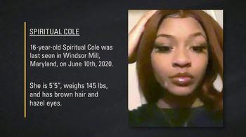 National Center for Missing & Exploited Children TV Spot, 'Spiritual Cole' - Thumbnail 2