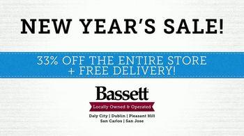 Bassett New Year's Sale TV Spot, '33% Off' - Thumbnail 8
