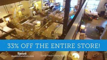 Bassett New Year's Sale TV Spot, '33% Off' - Thumbnail 2