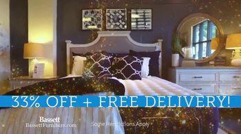 Bassett New Year's Sale TV Spot, '33% Off' - Thumbnail 5