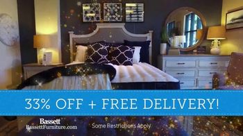 Bassett New Year's Sale TV Spot, '33% Off' - Thumbnail 6