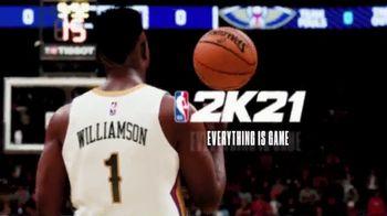 NBA 2K21 TV Spot, 'Everything is Game' - Thumbnail 8