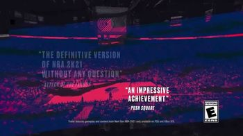 NBA 2K21 TV Spot, 'Everything is Game' - Thumbnail 1