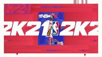 NBA 2K21 TV Spot, 'Everything is Game' - Thumbnail 7