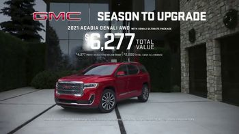 GMC Season to Upgrade TV Spot, 'One for You, One for Me' [T2] - 2902 commercial airings