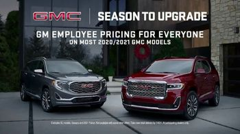 GMC Season to Upgrade TV Spot, 'One for You, One for Me' [T2] - Thumbnail 8