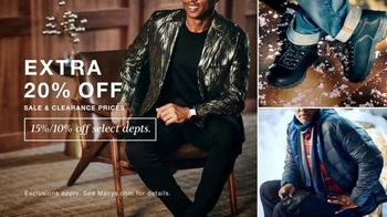 Macy's After Christmas Sale TV Spot, 'Holiday Looks, Handbags, Shoes and Coats' - Thumbnail 2