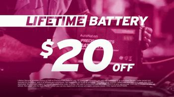 AutoNation TV Spot, 'One Step Closer With Pink Plates: Battery Deals' Song by Andy Grammer - Thumbnail 8