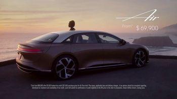 Lucid Air TV Spot, 'Introducing Future' [T1] - Thumbnail 6