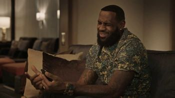 AT&T TV Spot, 'A Little Love' Featuring Lebron James