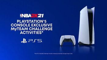 NBA 2K21 TV Spot, 'Everything is Game: MyTeam' - Thumbnail 9