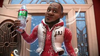 Sprite Winter Spiced Cranberry TV Spot, \'The Thirstiest Time of the Year\' Feat. LeBron James