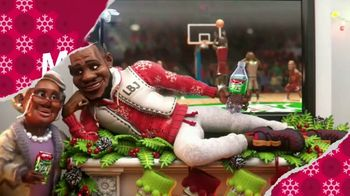 Sprite Winter Spiced Cranberry TV Spot, 'The Thirstiest Time of the Year' Feat. LeBron James - Thumbnail 10