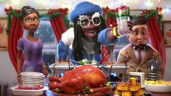Sprite Winter Spiced Cranberry TV Spot, 'The Thirstiest Time of the Year' Feat. LeBron James - Thumbnail 9