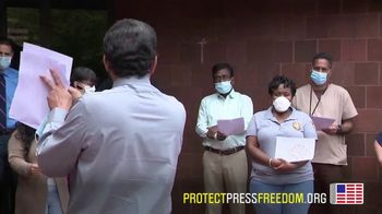 Protect Press Freedom TV Spot, 'Access to Information' - Thumbnail 2