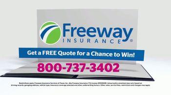 Freeway Insurance TV Spot, 'Dreaming' - Thumbnail 6