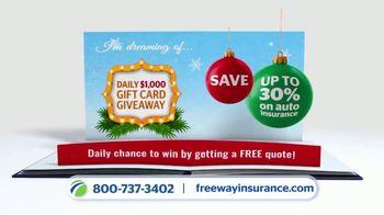 Freeway Insurance TV Spot, 'Dreaming' - Thumbnail 5