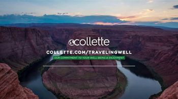 Collette Vacations TV Spot, 'Confidence and Flexibility' - Thumbnail 10