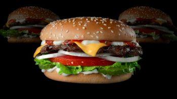 Hardee's TV Spot, 'Be Like Beef: BOGO for $1' - Thumbnail 2