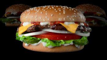 Hardee's TV Spot, 'Be Like Beef: BOGO for $1'