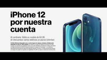 Verizon TV Spot, 'Fiestas: iPhone 12 Pro Max: con cuatro planes Unlimited' [Spanish] - Thumbnail 5