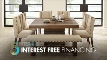 Rooms to Go New Year's Sale TV Spot, 'Goodbye 2020: 5 Year Interest Free Financing' - Thumbnail 7
