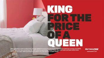 Mattress Firm Year End Sale TV Spot, 'Savings up To $500: Queen $299' - Thumbnail 4
