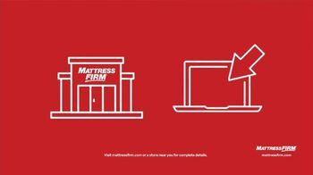 Mattress Firm Year End Sale TV Spot, 'Savings up To $500: Queen $299' - Thumbnail 9