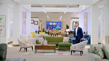 Rooms to Go New Year's Sale TV Spot, 'Hello 2021' Featuring Jesse Palmer - Thumbnail 1